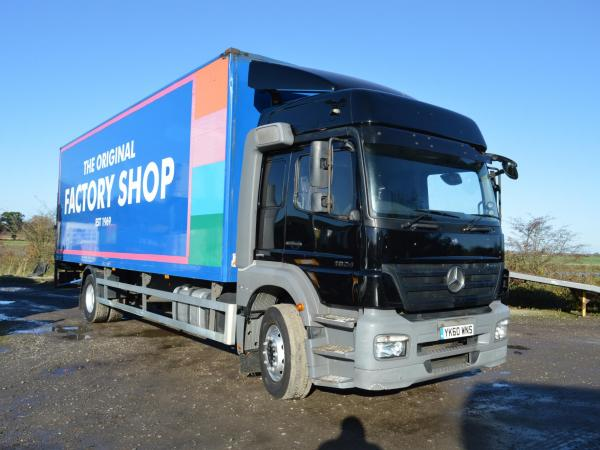 MERCEDES AXOR 1824 MANUAL 2010 BOX